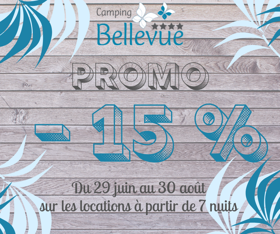 promotions camping bellevue deauville