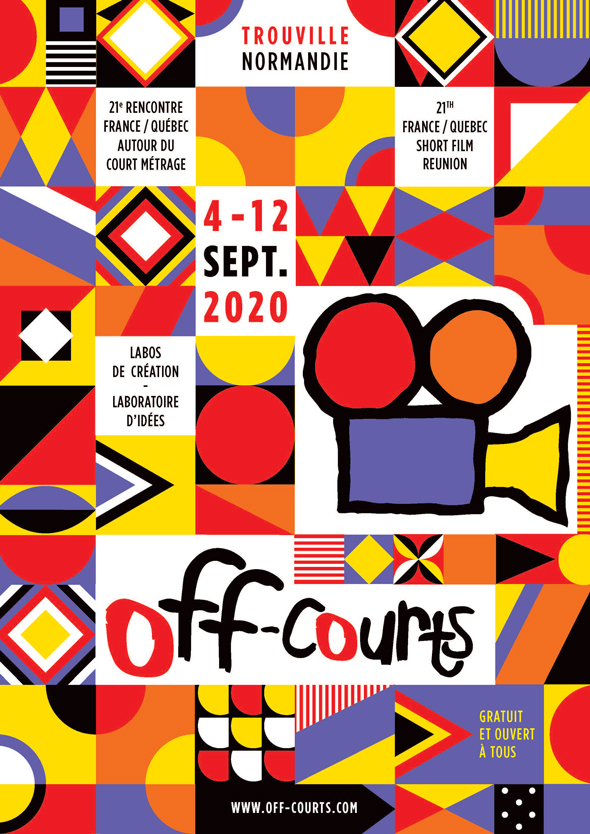 Festival Off-Courts camping bellevue 2020