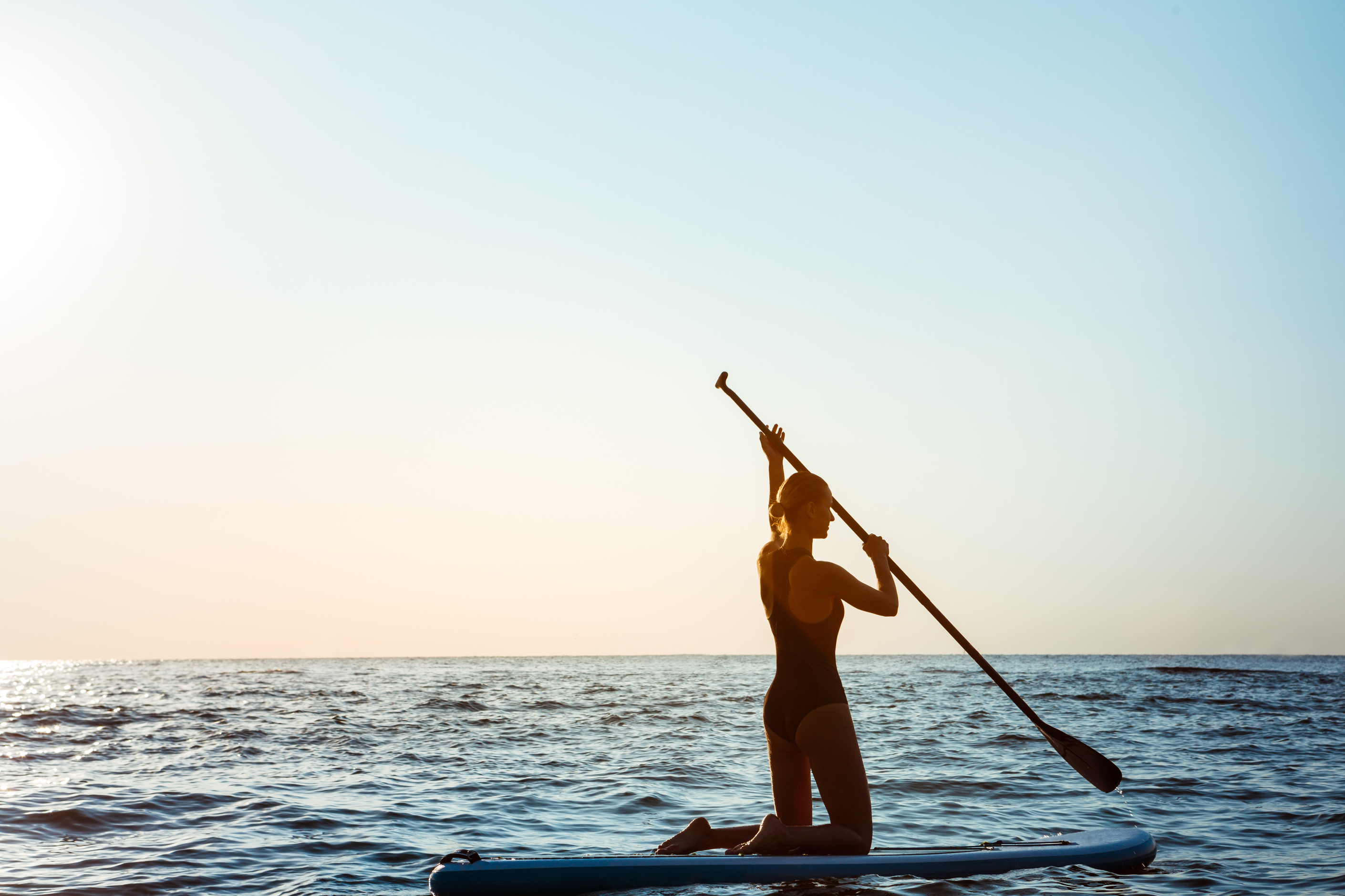 Stand-up Paddle Villers sur mer camping bellevue
